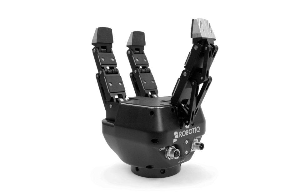 3 Finger Adaptive Robot Gripper